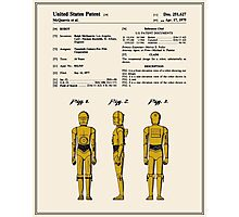 C3P0 Patent - Colour Photographic Print