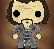 Sirius Black Azkaban by SpaceWaffle