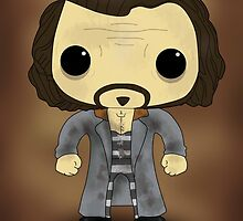 Sirius Black Azkaban by SpaceWaffle