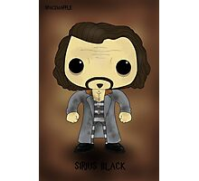 Sirius Black Azkaban Photographic Print