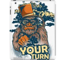 Your Turn iPad Case/Skin