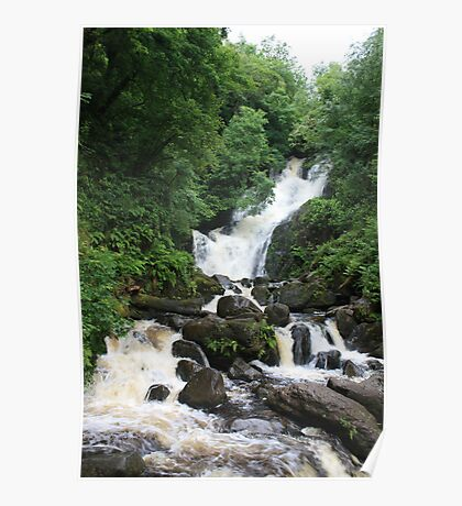 Torc Waterfall Poster