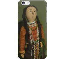 Indian Doll iPhone Case/Skin