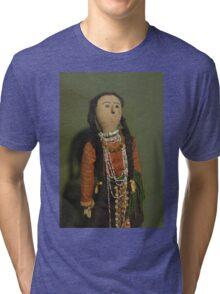 Indian Doll Tri-blend T-Shirt