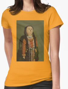 Indian Doll Womens Fitted T-Shirt