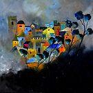 Castle memories  by calimero