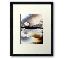 Ballybunion by the Sea Framed Print