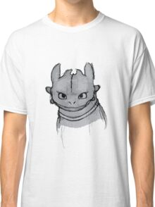 Toothless (larger) Classic T-Shirt