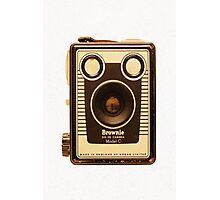 Box Brownie Camera. Photographic Print