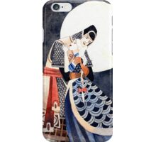 Good Night, My Knight iPhone Case/Skin