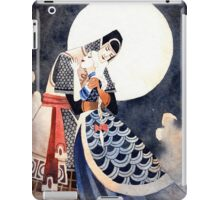 Good Night, My Knight iPad Case/Skin