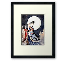 Good Night, My Knight Framed Print