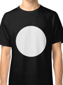 White Dot Classic T-Shirt
