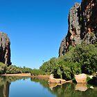 Windjana Gorge by TheGratefulDad