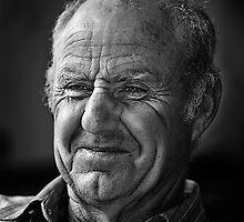 Australian Farmer by David Creed