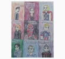 Avengers: Age of Ultron T-Shirt