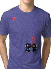 dolls in love Tri-blend T-Shirt