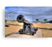 My New Canon - Cockatoo Island - The HDR Series Canvas Print