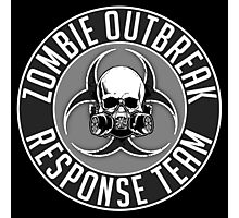 Zombie Response Team 1 Photographic Print