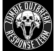 Zombie Response Team 2 Photographic Print