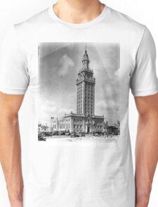 Miami Freedom Tower Cuban Wynwood Brickell Magic City  Unisex T-Shirt