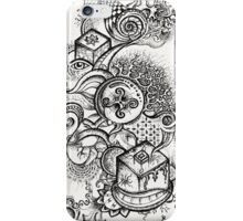 Psychedelic journey iPhone Case/Skin