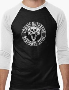 Zombie Response Team 2 Men's Baseball ¾ T-Shirt