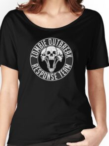 Zombie Response Team 2 Women's Relaxed Fit T-Shirt