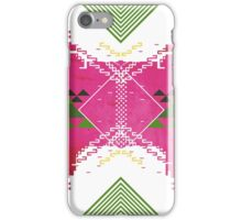 Abstract robotic explosion iPhone Case/Skin