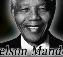 Nelson Mandela R.I.P. Sticker