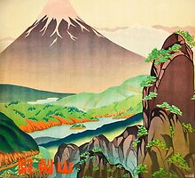 Japanese Travel by Vintagee