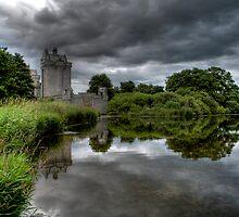 Castle at Skene by mrsmjones