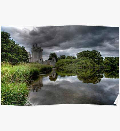 Castle at Skene Poster