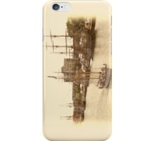 East Bank Tall Ships - Bay City - 2010 iPhone Case/Skin