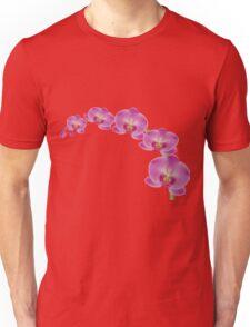 Flower Orchid Unisex T-Shirt