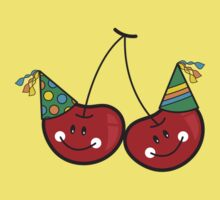 Cheeky Party Cherries! Baby Tee
