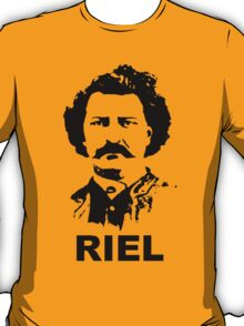 Louis RIEL - Canadian Icon T-Shirt