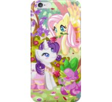 Mucha Ponies iPhone Case/Skin