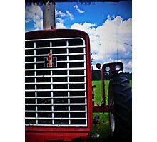 International Harvester: III Photographic Print