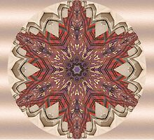 Mandala Luz 1 by Thanya