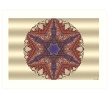 Mandala Luz 2 Art Print