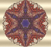 Mandala Luz 2 by Thanya