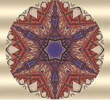 Mandala Luz 2 by Thanya