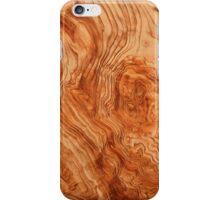 Wood case iPhone Case/Skin