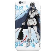 Akame ga kill: Esdeath 2 iPhone Case/Skin