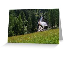Scenic Greeting Card