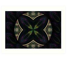 Ornal Mandala 1 Art Print