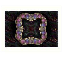 Ornal Mandala 2 Art Print