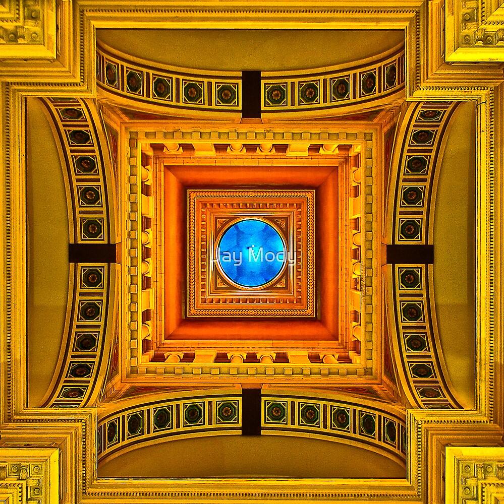 Palais de justice de Bruxelles by Jay Mody
