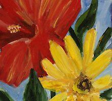Summer Flowers by winjimir
